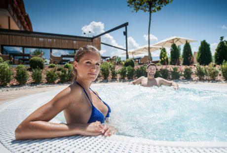 JOSK Winklerhotel Sonnenhof zwembad wellness