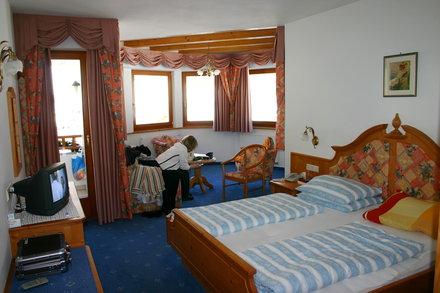 JOSK jeugd Kronplatz Pension Peintner kamer
