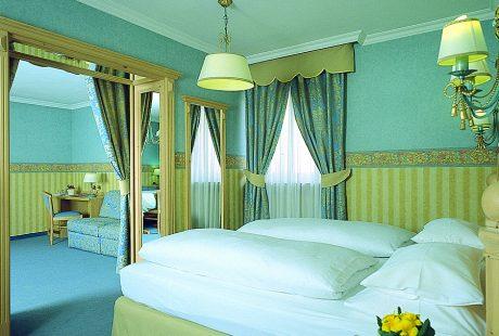 JOSK Arabba Hotel Evaldo kamer