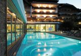 JOSK Winklerhotel Lanerhof Kronplatz zwembad
