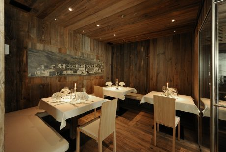 JOSK Livigno Concordia restaurant stube