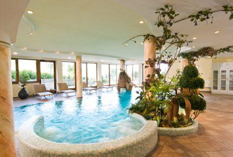 JOSK Winklerhotel Sporthotel Winkler wellness zwembad