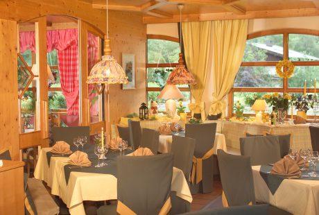 JOSK Bad Kleinkirchheim Sport Ferienhotel Kolmhof restaurant