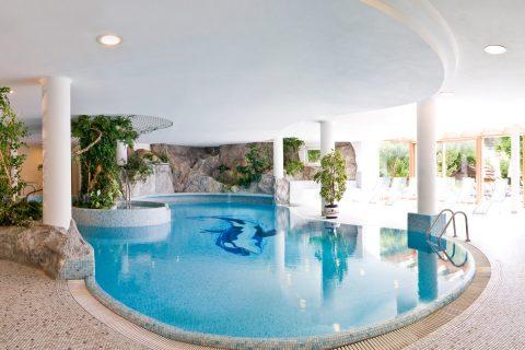 JOSK Winklerhotel Lanerhof zwembad