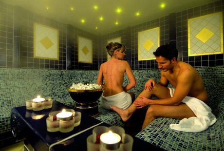 JOSK Winklerhotel Lanerhof wellness sauna