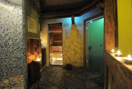 JOSK Al Forte Festungshotel Arabba wellness
