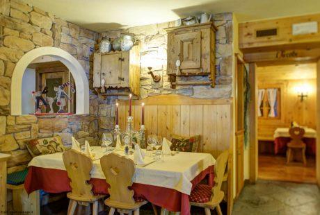 JOSK Livigno Hotel Primula restaurant