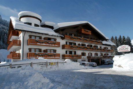 JOSK Arabba Hotel Evaldo