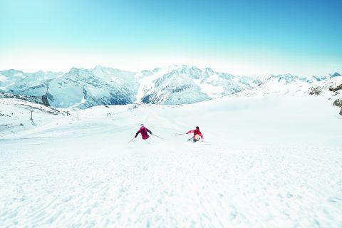 JOSK Zillertal Hintertux Mayrhofen