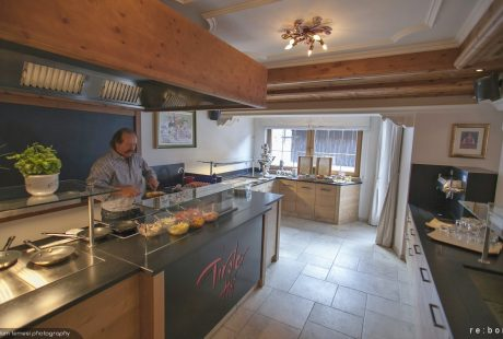 JOSK Zillertal Hintertux Hotel Tirolerhof restaurant
