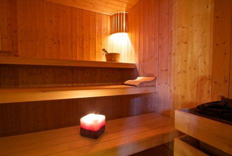 JOSK Livigno Hotel Loredana sauna wellness