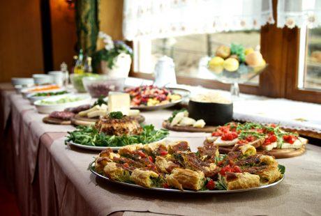 JOSK Livigno Hotel Loredana restaurant
