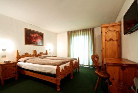 JOSK Livigno Hotel Loredana kamer