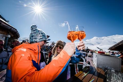 De 4 beste skigebieden voor après-ski
