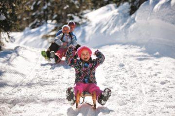 Vanaf welke leeftijd kan een kind leren skiën?