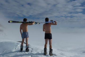 Waar kan je skiën in de zomer?