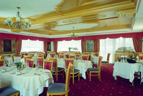 JOSK Arabba Hotel Evaldo restaurant