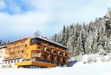 JOSK naturhotel die Waldruhe Kronplatz