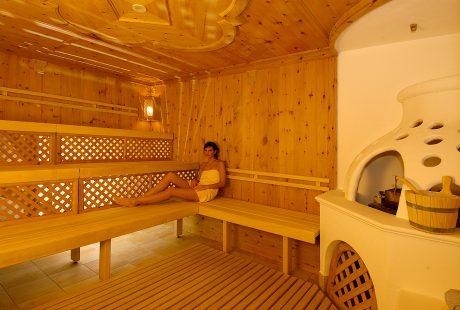 JOSK hotel Tannenhof Kronplatz sauna wellness