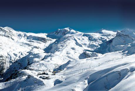 JOSK Zillertal Hintertux gletsjer