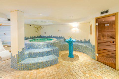 JOSK Livigno Hotel Primula wellness sauna