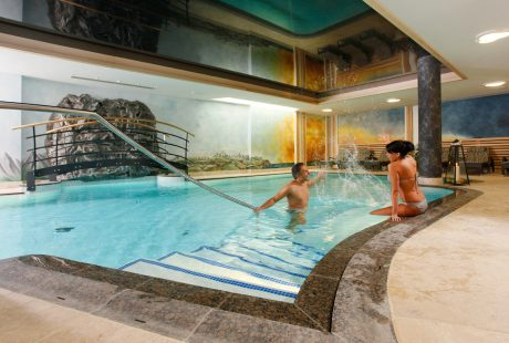 JOSK Livigno Alp Wellness Hotel Möta zwembad wellness