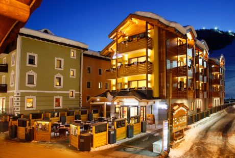 JOSK Livigno Alp Wellness Hotel Möta