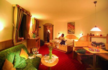 JOSK hotel reipertingerhof Kronplatz kamer