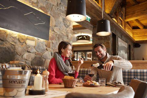 JOSK Serfaus Fiss Ladis restaurant berghut