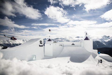 JOSK Serfaus Fiss Ladis snowpark funpark