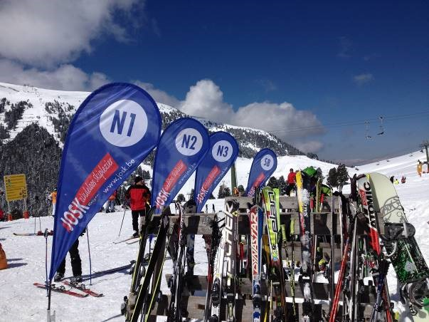 skilessen volwassenen